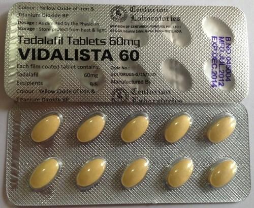 Tadalafil 60 mg