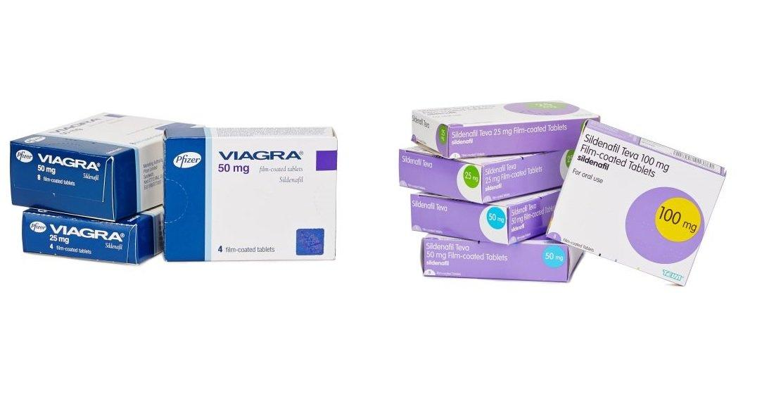 Generic Forms of Viagra work just like the Original
