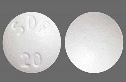 20 mg Sildenafil Tablets
