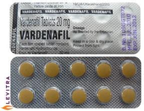 Generic Vardenafil at its Finest