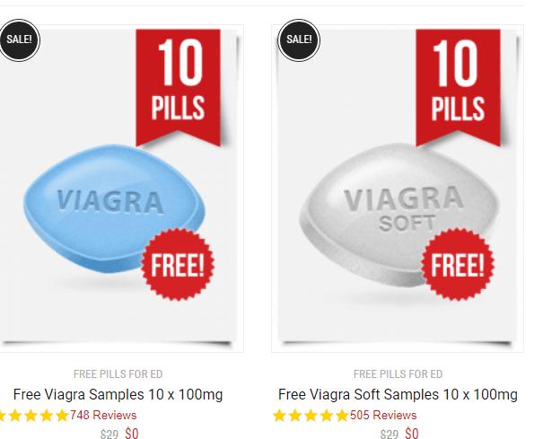 Viabestbuy.com Offer for Viagra Samples
