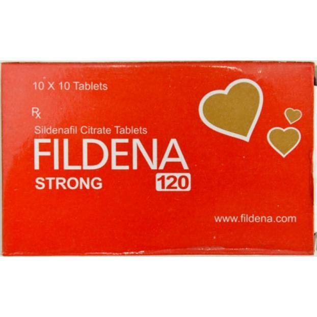 Fildena packet