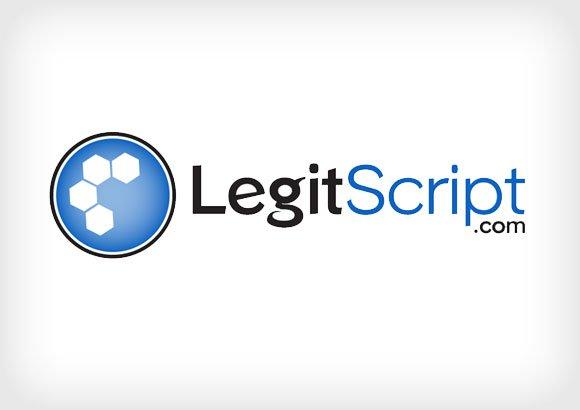 LegitScript.com, fraud-checking website