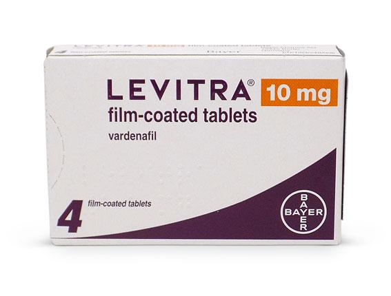 Levitra 10mg Pills
