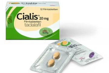 Cialis 20mg Pills