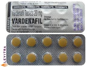 Generic Vardenafil at its Finest