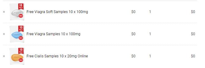 Viabestbuy.com Free ED Pills Offers