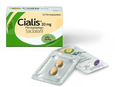 Cialis (Tadalafil) from Eli Lilly & Co- Orally Administered ED Medication